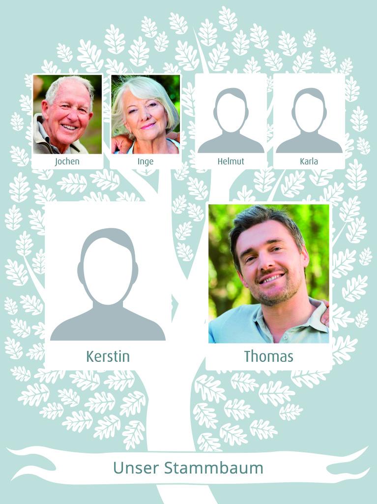 Familienstammbaum online erstellen heiraten hochzeit for Hochzeitszeitung online gestalten