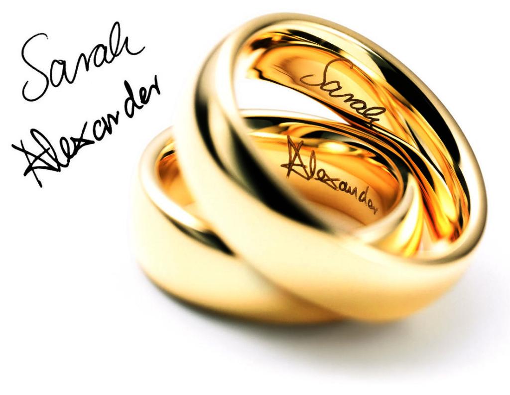 Persönliche Fürbitten Hochzeit