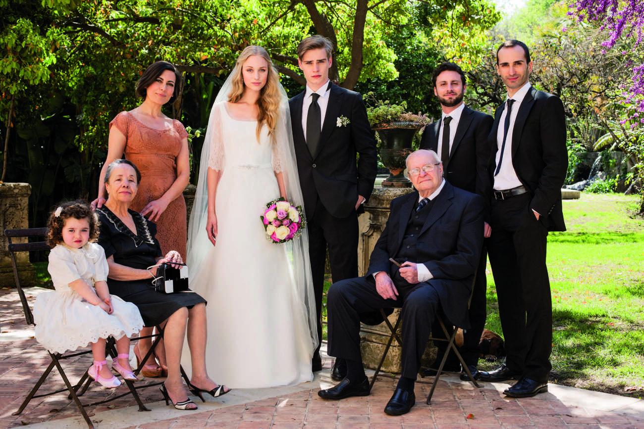 Hochzeit im engsten Kreis