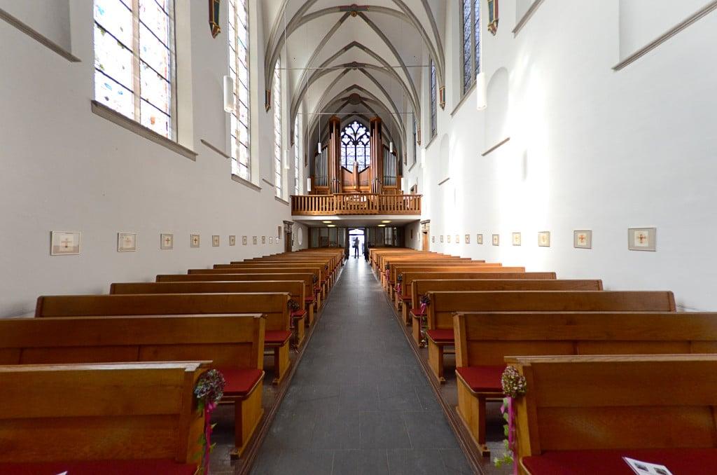 Evangelische Kartäuserkirche Köln (2) (c) Wilhelm Valder