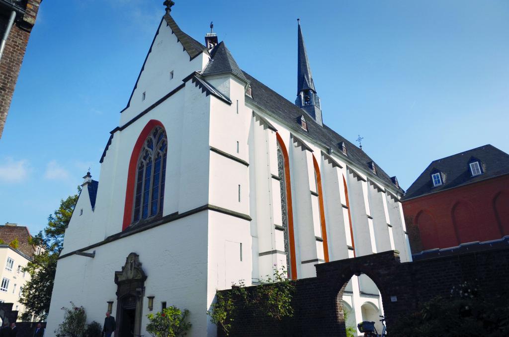 Evangelische Kartäuserkirche Köln (c) Wilhelm Valder