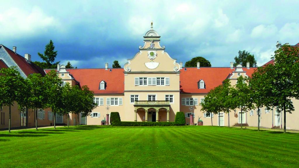 Jagdschloss Kranichstein Darmstadt