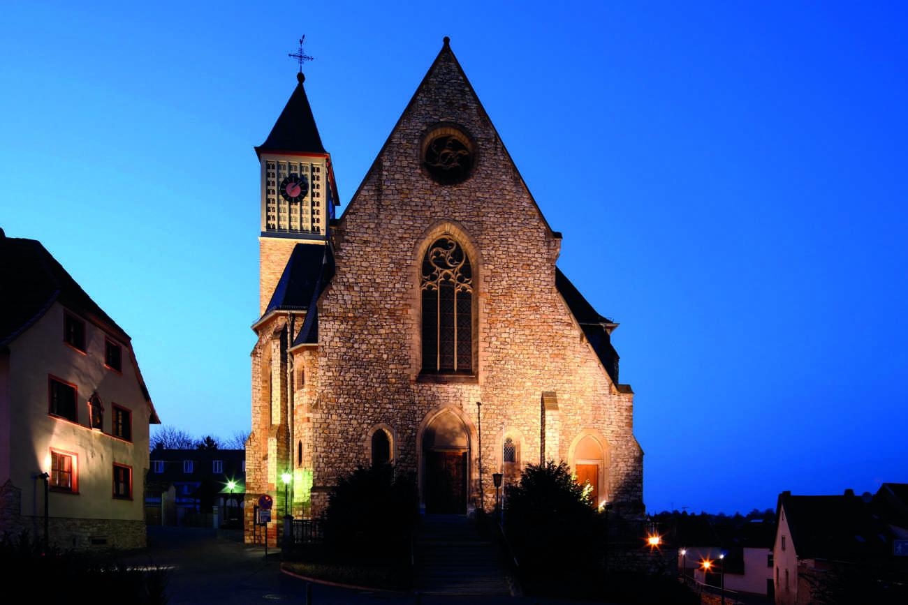 Rhein-Main: Traukapellen & Kirchen
