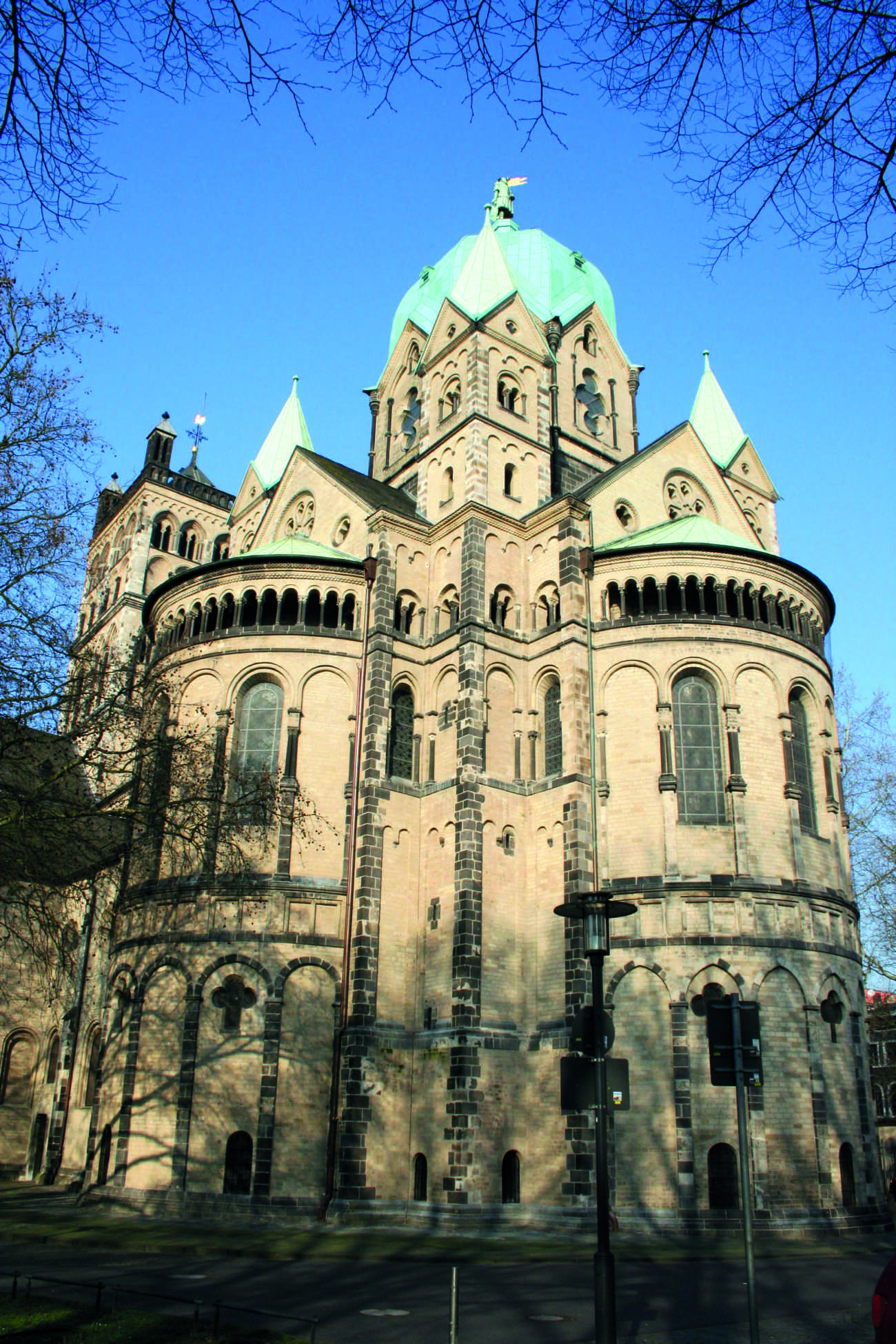 Köln-Bonn: Traukapellen & Kirchen
