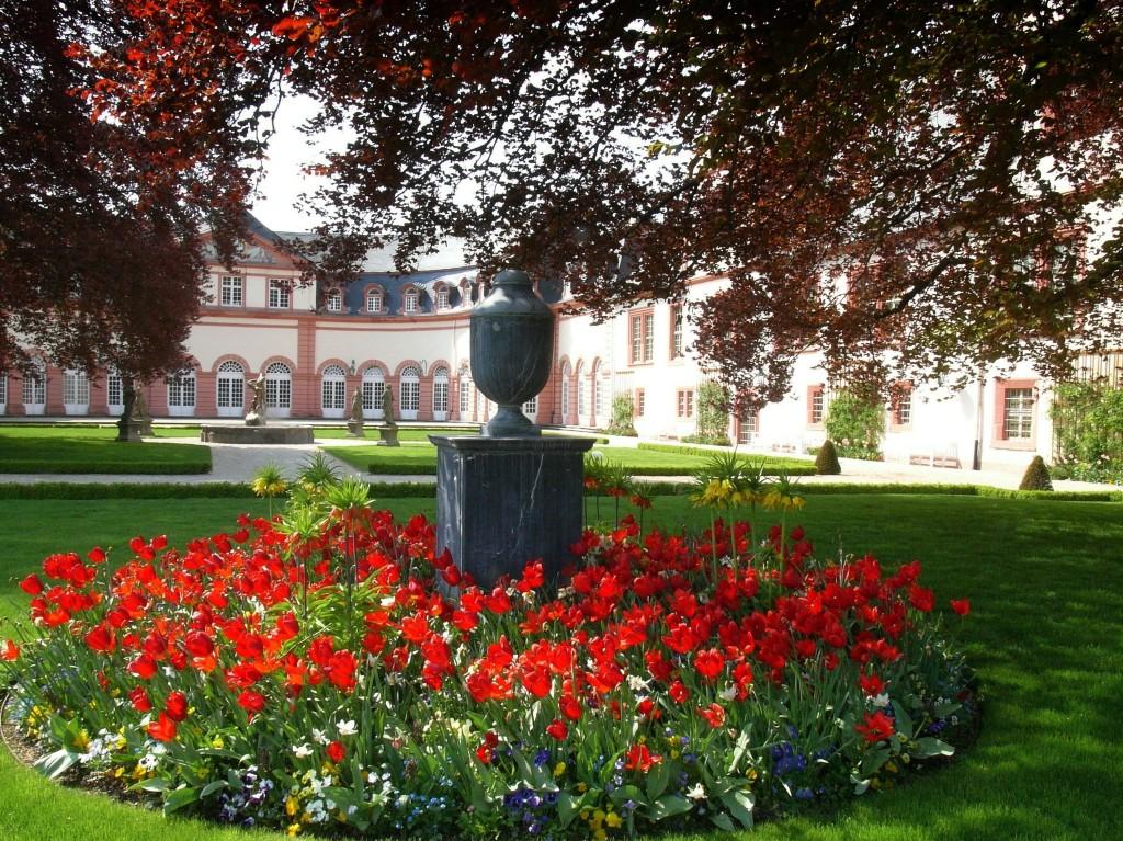 Weilburg Schlossgarten (c) Stadt Weilburg an der Lahn