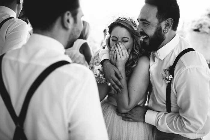 Hochzeit ohne Reden