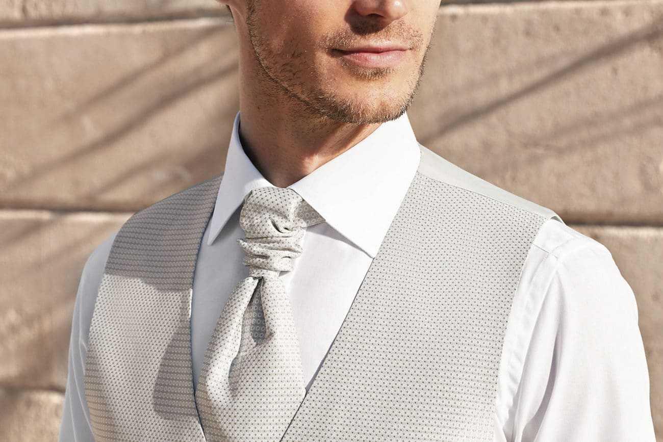 Die edle Variante der Krawatte