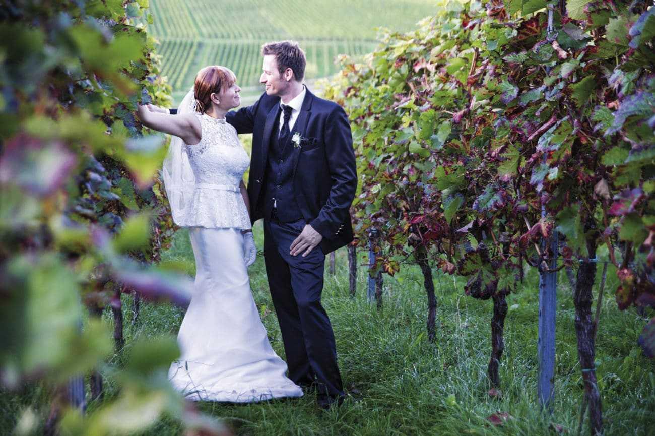Kirchlich heiraten zweimal