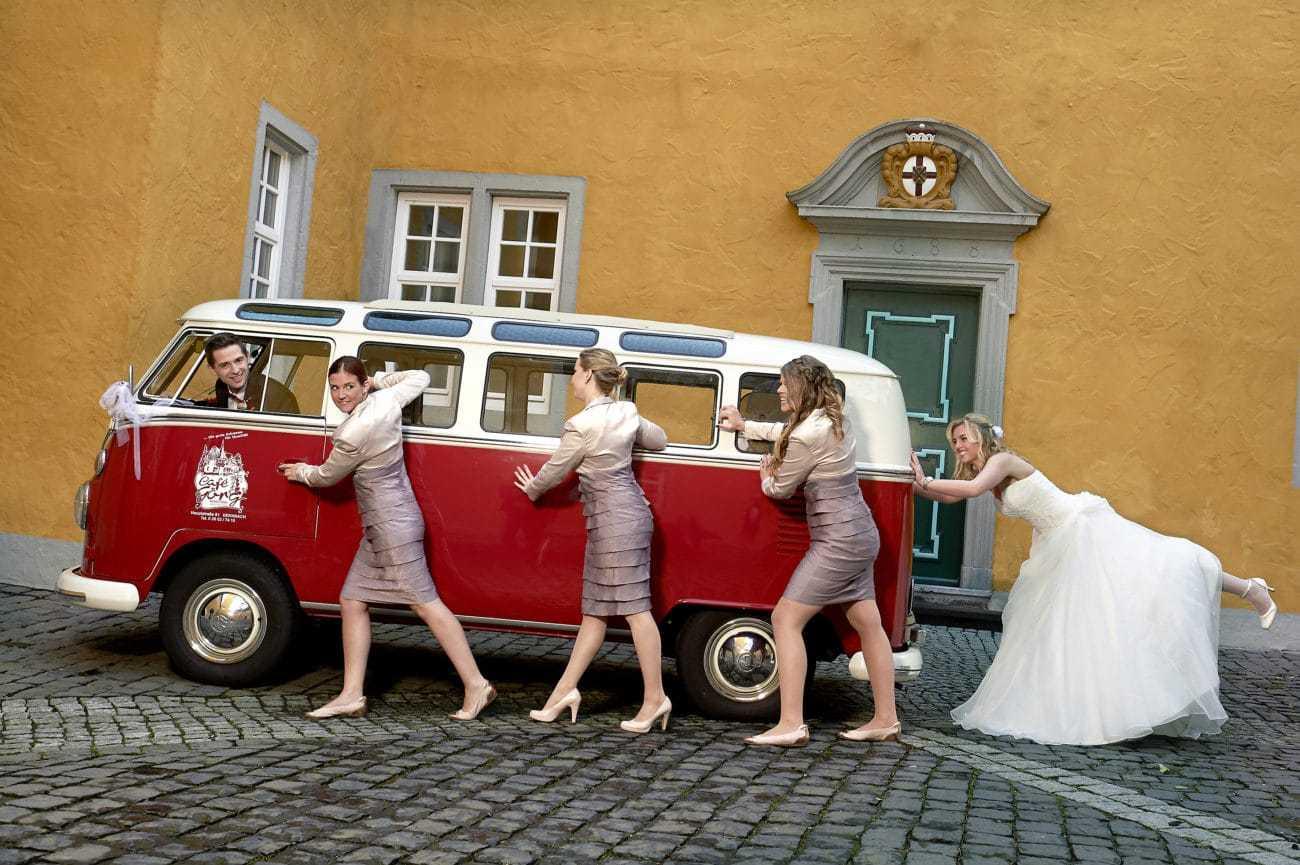 Real Wedding Story: Verena & Michael trauen sich