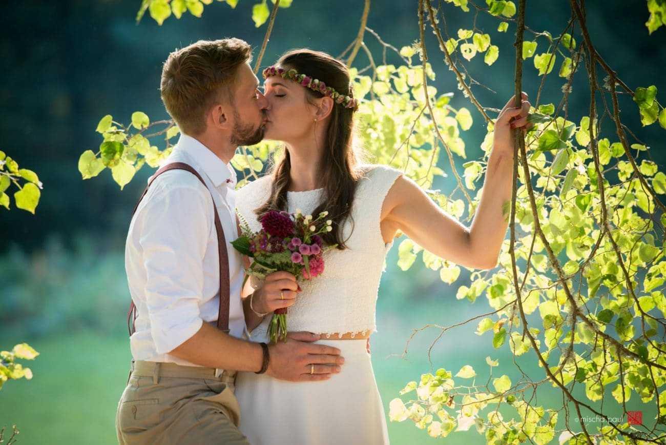 Real Wedding Story: Nina & Denis trauen sich