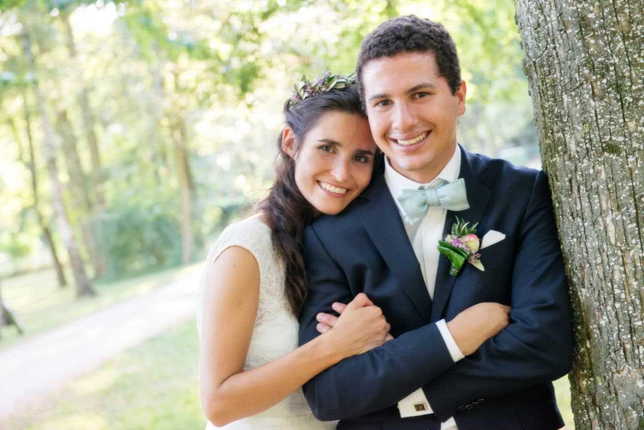Real Wedding Story: Nadine & Matheus trauen sich