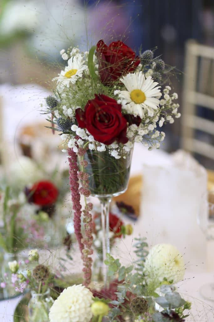 Country Hochzeit Floristik