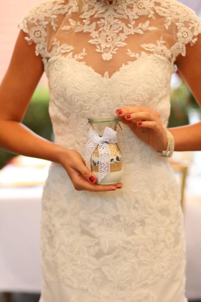 Country Hochzeit Gastgeschenk