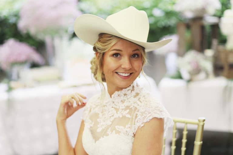 Romantische Country Hochzeit im Western Stil