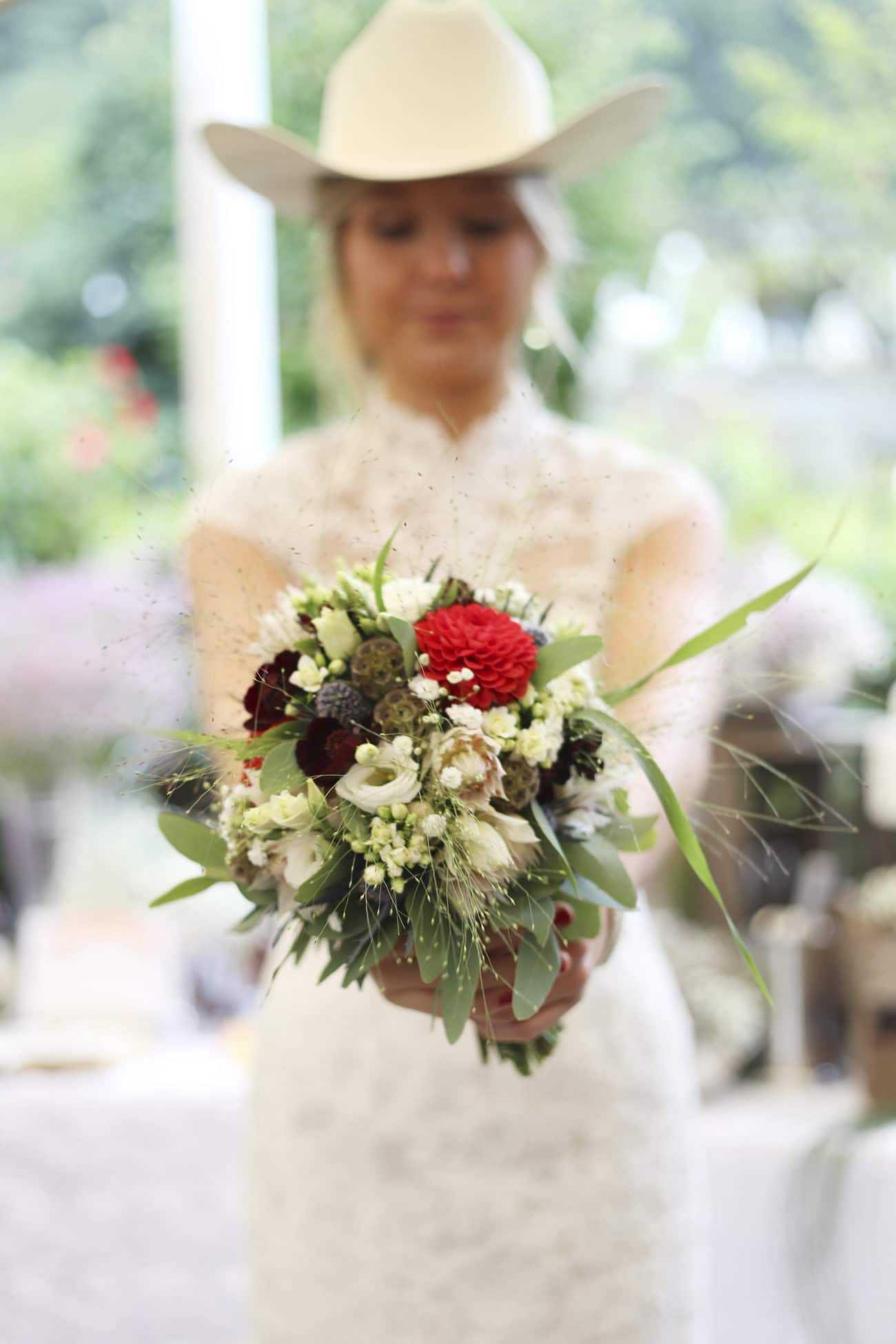 Romantische Country Hochzeit im Western Stil - Heiraten & Hochzeit