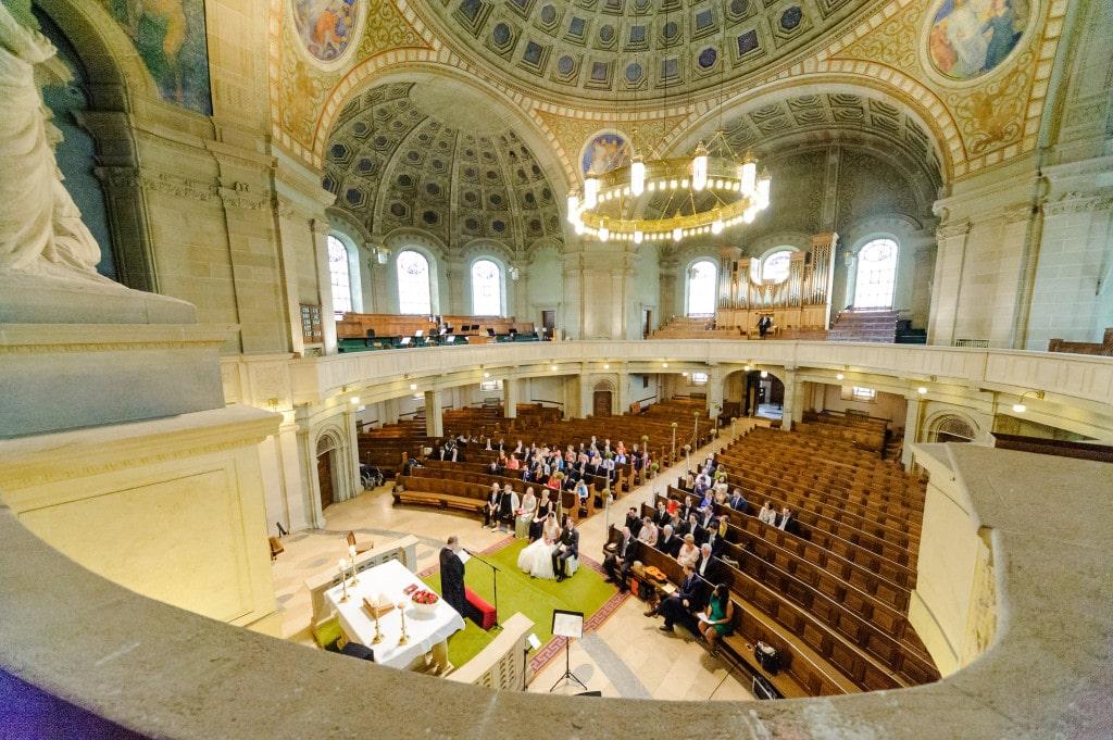 Mannheimer Christus Kirche c) Hochzeitsfotograf Roger Rachel www.roger-rachel.de