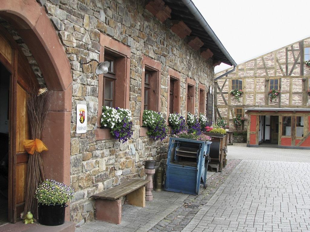 RL Historische Wassermühle c) Benno van Walsem