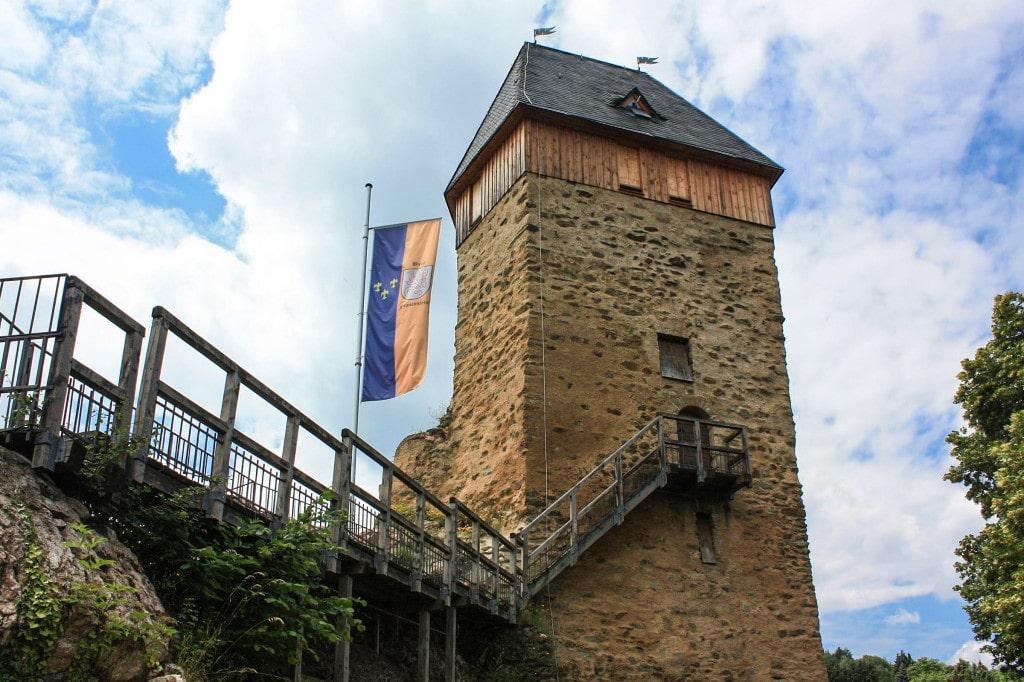 Rhein-Main Burg Frauenstein c) Oliver Abels