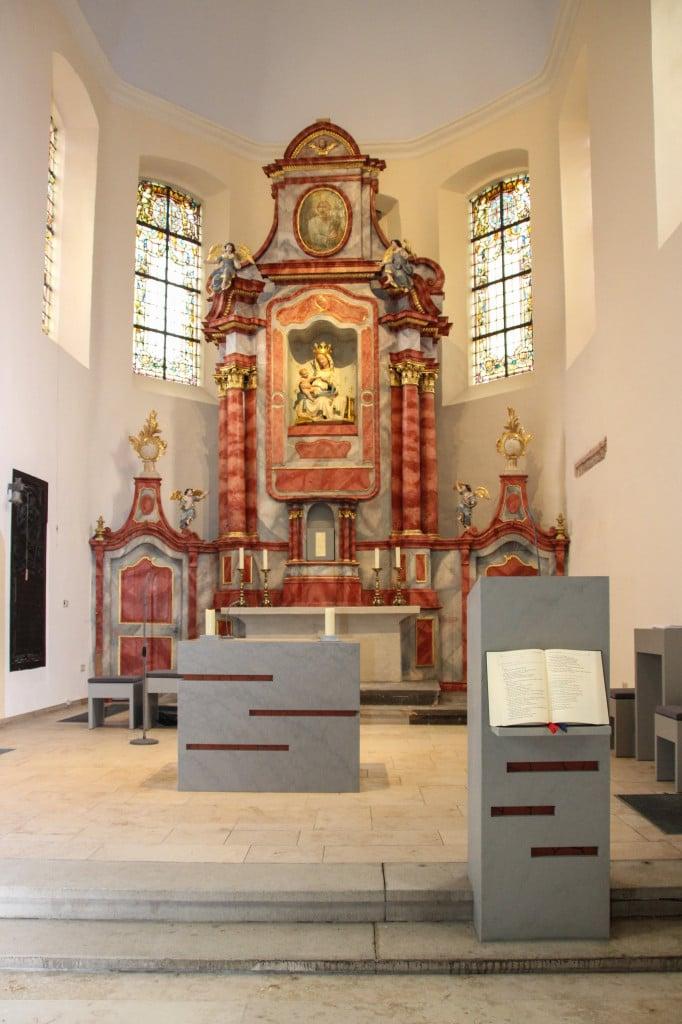 Rhein-Main Mariä Opferung c) Annette Pospesch