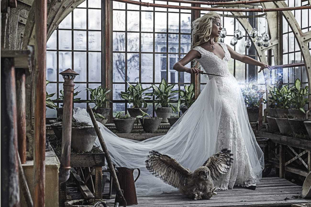 A kind of Magic: After Wedding Shooting