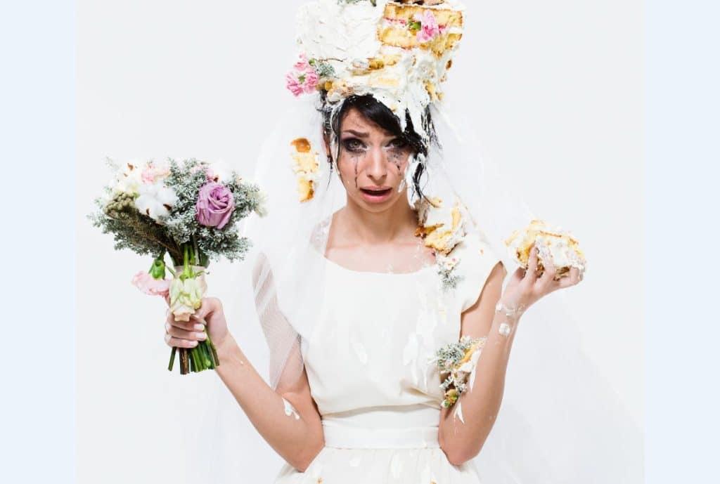 Hochzeitsspiele mag nicht jede Braut