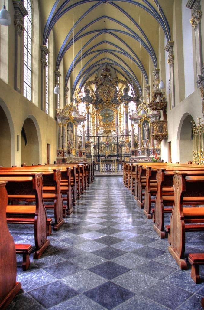 heiraten Mittelrhein Schlosskirche Brühl Foto_Bernhard Münch-bruehl-info.de