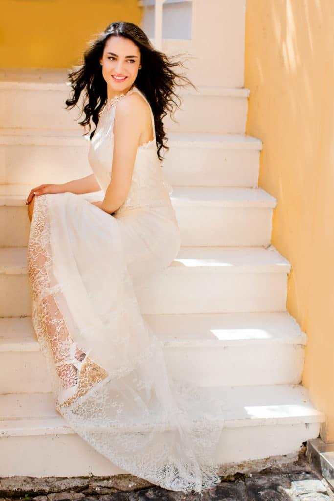Cool und romantisch zugleich – das Felicita Brautkleid - Heiraten ...
