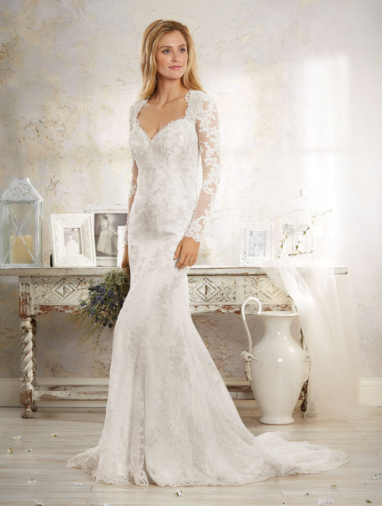 Einzigartig und besonders – Ein Alfred Angelo Brautkleid - Heiraten ...