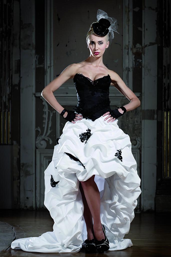 Das Lucardis Feist Brautkleid Ist Steampunk Vom Feinsten Heiraten
