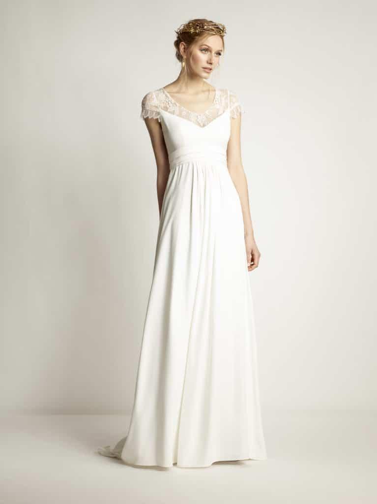 Ein Rembo Styling Brautkleid in drei Worten: Vintage, Boho ...
