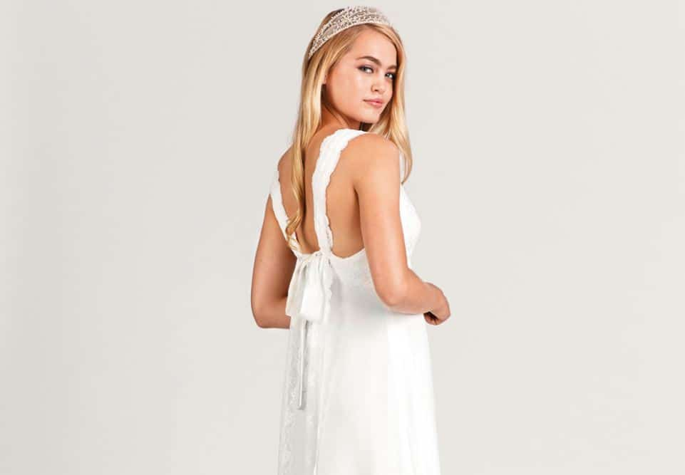 Ein SoeurCoeur Brautkleid verzaubert mit Leichtigkeit - Heiraten ...