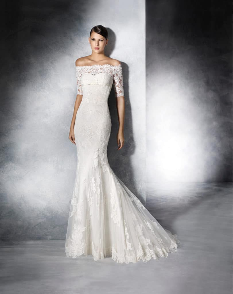Das eine Weiße soll es sein – das White One Brautkleid - Heiraten ...