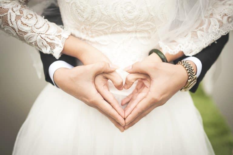 Evangelische Fürbitten für das Hochzeitspaar