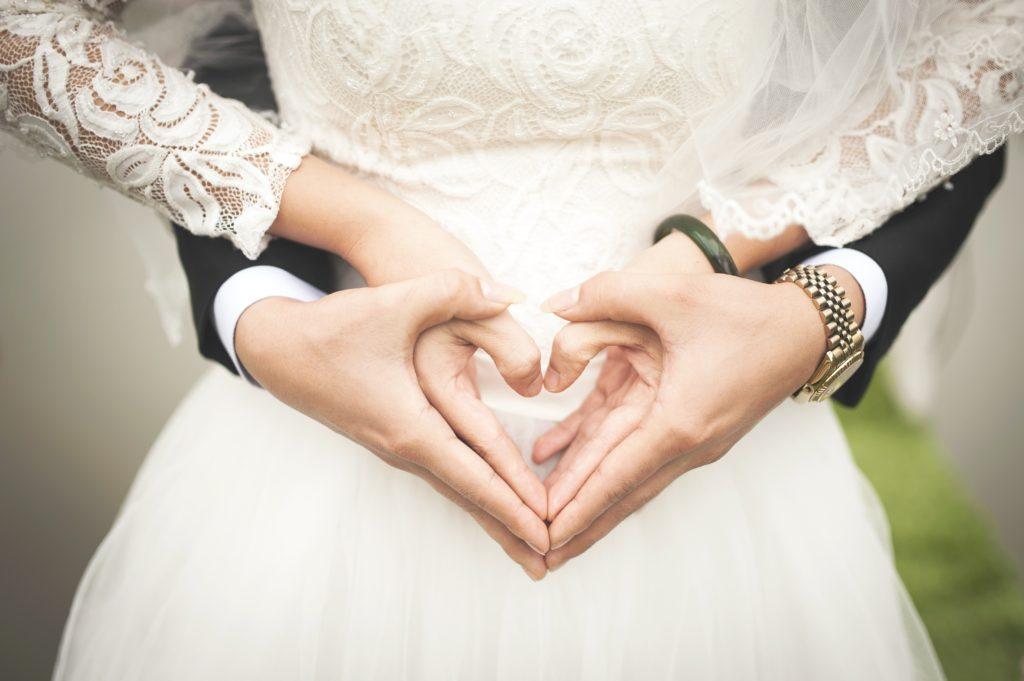 Evangelische Fürbitten für die Hochzeit