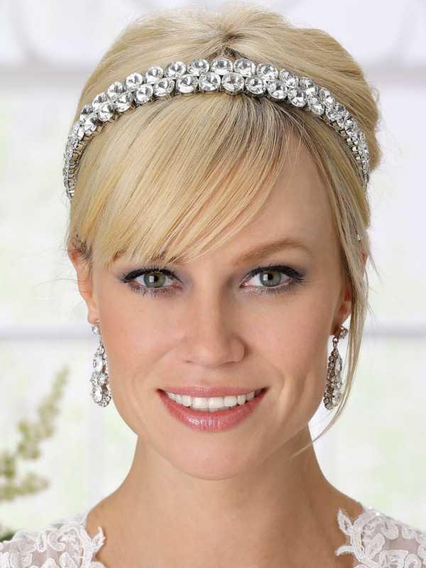 Schicke Brautfrisuren Für Kurze Haare Heiraten Hochzeit