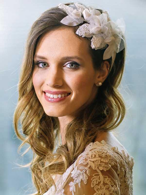 Die Schonsten Brautfrisuren Fur Lange Haare Heiraten Hochzeit