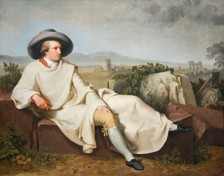 Poesie vom Dichterfürsten: Hochzeitsgedichte von Goethe