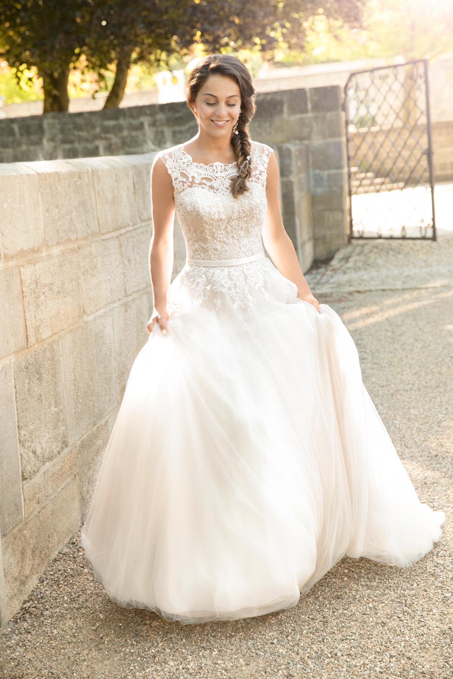 Das Kleemeier Brautkleid 2018 - Heiraten & Hochzeit