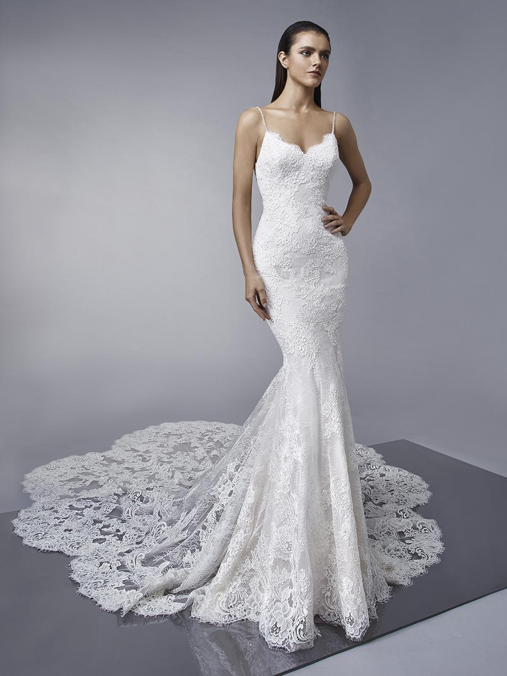 Das Enzoani Brautkleid 2018 - Heiraten & Hochzeit