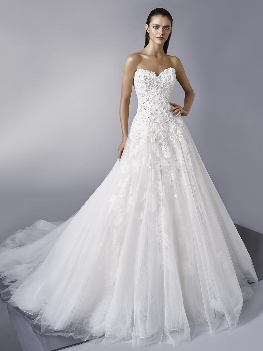 Das Enzoani Brautkleid 2018 Heiraten Amp Hochzeit
