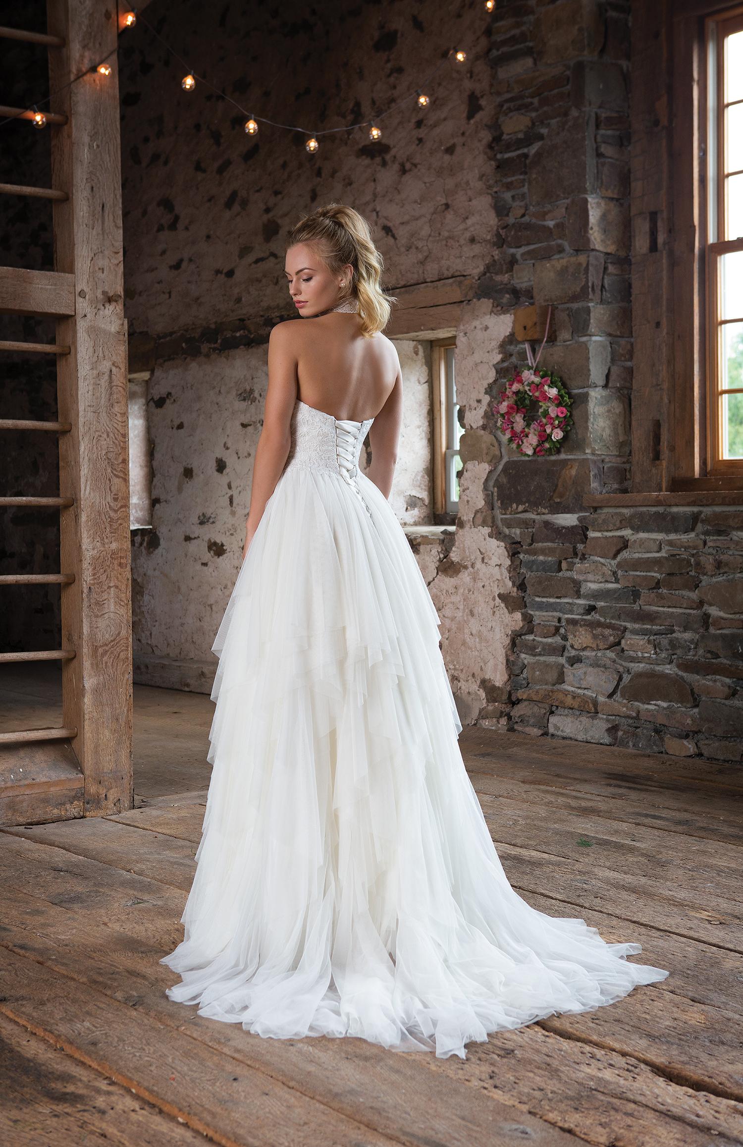Das Sweetheart Brautkleid Herbst Winter 2017 Heiraten Hochzeit