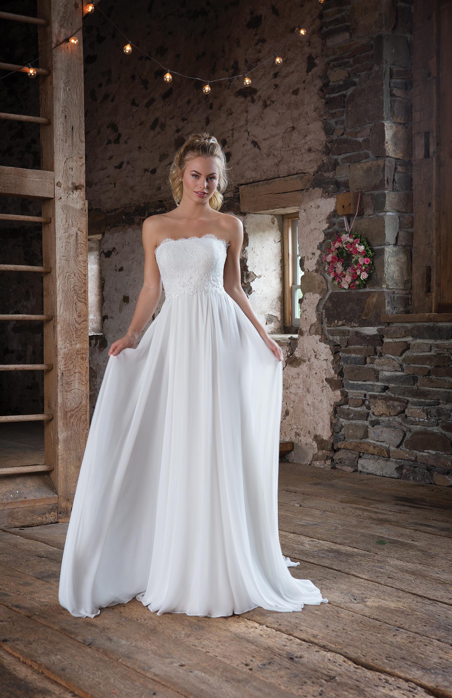Das Sweetheart Brautkleid Herbst/Winter 20 - Heiraten & Hochzeit