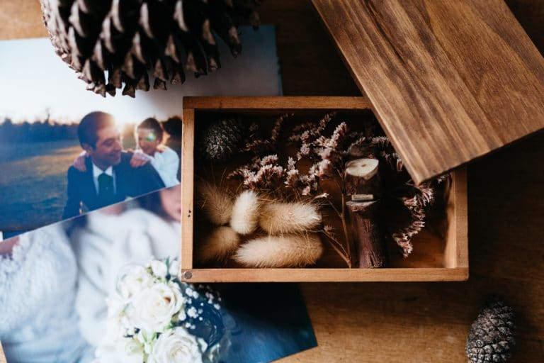 Vorlagen für die Hochzeitszeitung als persönliches Geschenk