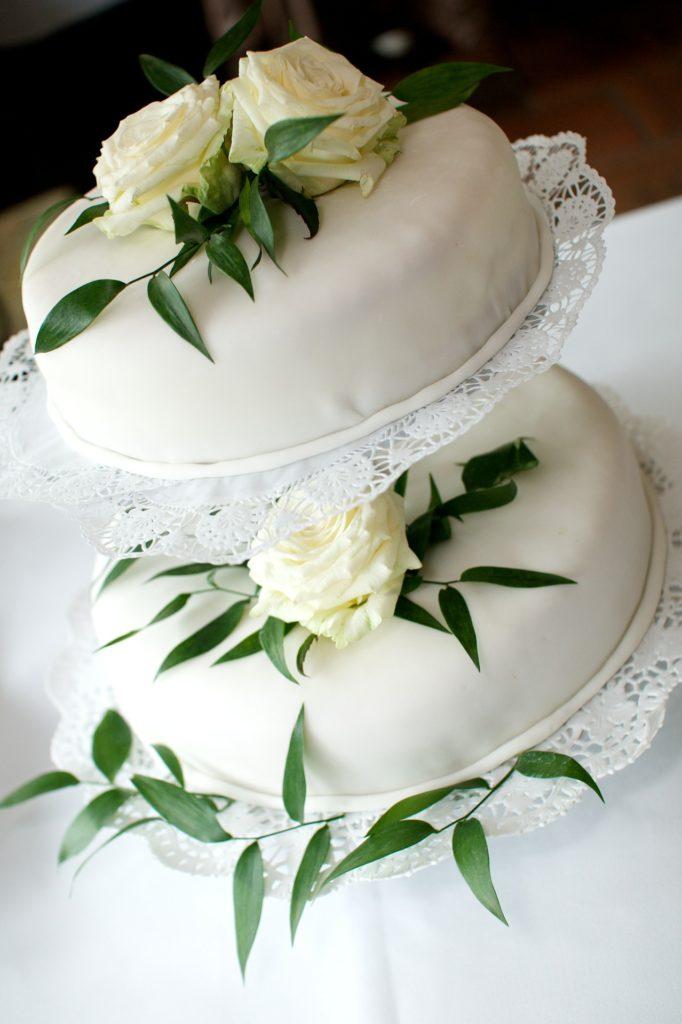 Tortenständer für die Hochzeit