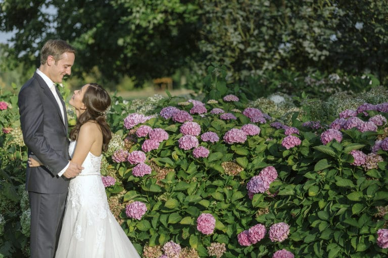 Real Wedding Story: Suzin & David trauen sich
