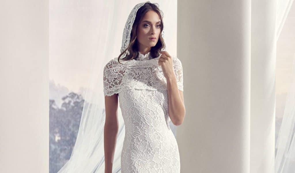 Slim Dress Ein Klassisches Brautkleid Ohne Pomp Heiraten Hochzeit