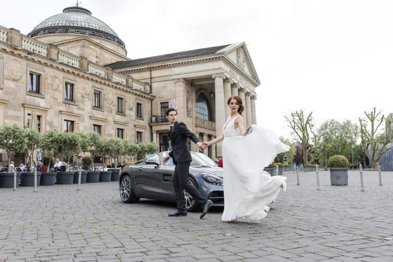 Shooting in Wiesbaden: Jasagen wie Bond