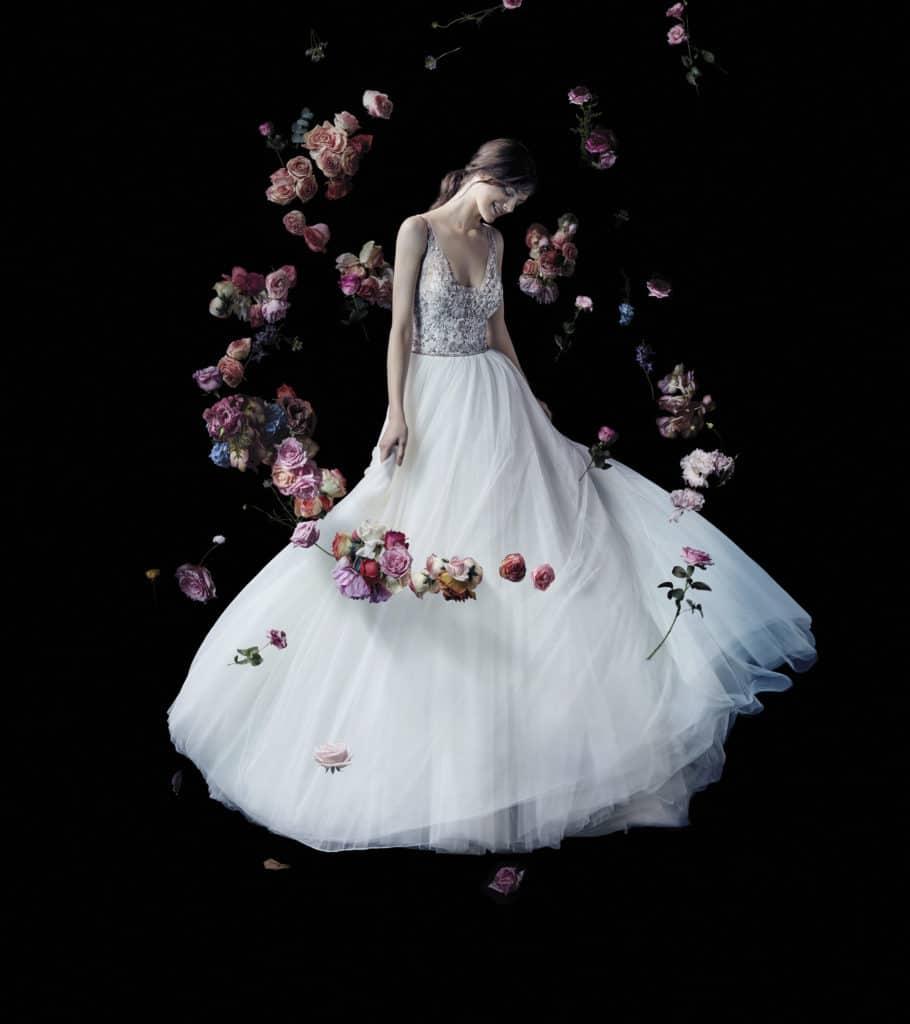 Brautstrauß Farbe