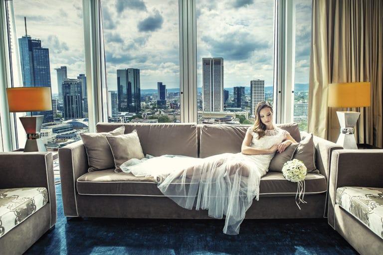 Shooting im Jumeirah: Purer Luxus am Traumtag