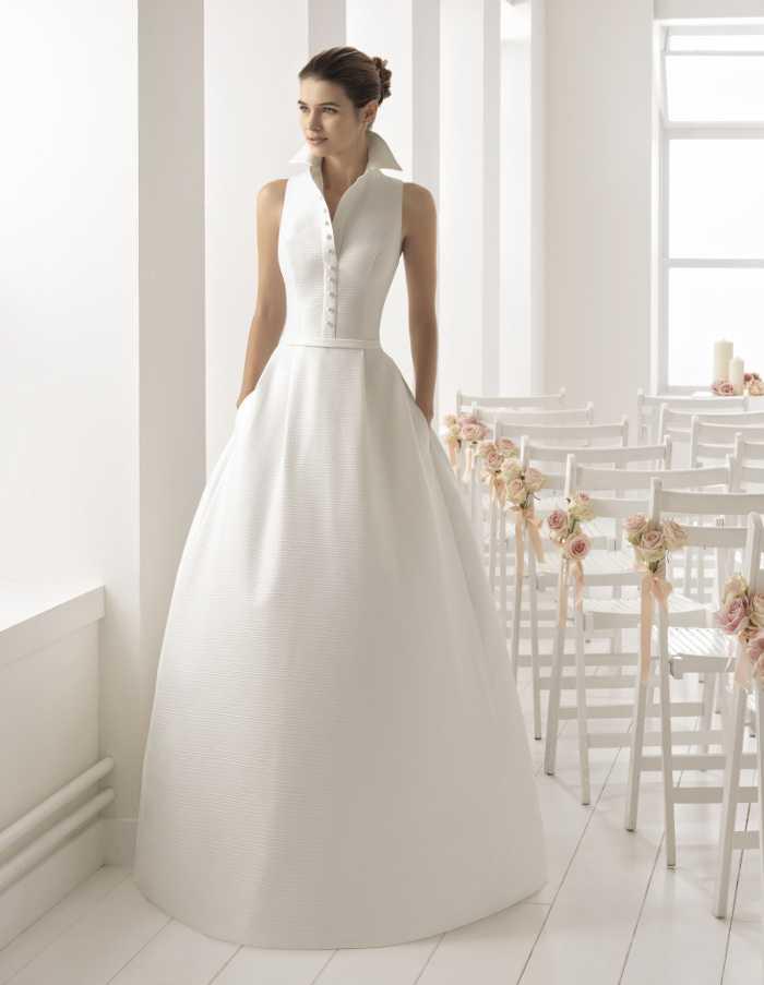Ein Brautkleid Mit Taschen Heiraten Hochzeit